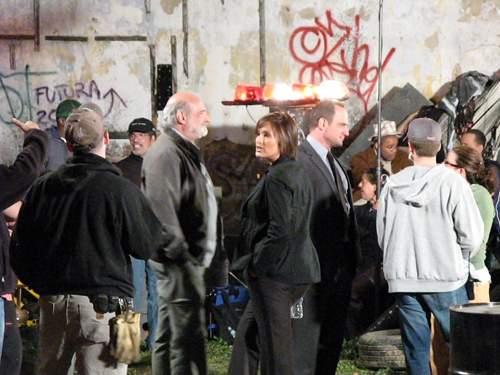 Law and Orders shooting